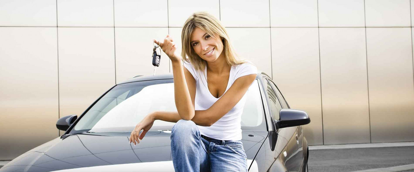 girl with vehicle insurance in killeen, tx